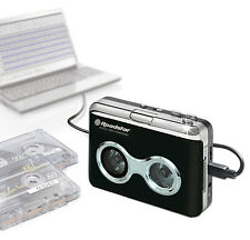 Roadstar PST-100ENC Stereo Cassette Player with Audio Encoding