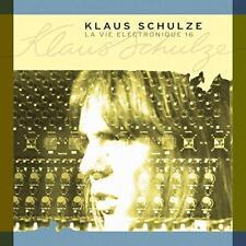 Klaus Schulze - La Vie Electronique Vol. 16 (NEW 5CD)