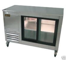 "Cooltech Sliding Doors Back Bar Display Cooler 48"""