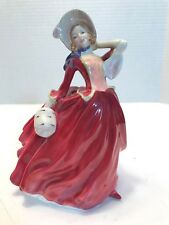 Royal Doulton Autumn Breezes HN 1934 Hand made and decorated 1939 SS