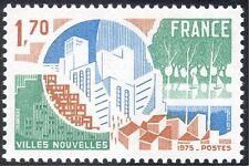 FRANCIA 1975 sviluppo urbano edifici Architettura///Case/PEOPLE 1 V (n43367)
