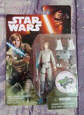 Hasbro Star Wars Luke Skywalker Action Figure Combinable~Nib