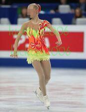 2018 new style Figure skating Ice Skating Dress Gymnastics Dance Dress #80075