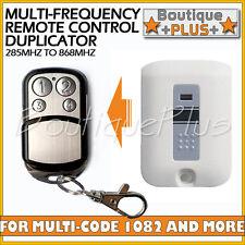 Compatible Remote for Linear Multi-Code 1082 MultiCode 108210 MCS108210
