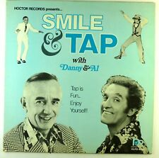 "12"" LP - Danny & Al  - Smile & Tap - A4844 - cleaned"