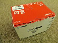 Canon Zr700 MiniDv Cassette Tape Camcorder Video Transfer New