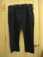 Men's Key Carpenter Fit Denim Jeans Size 44 x 30 USA Made
