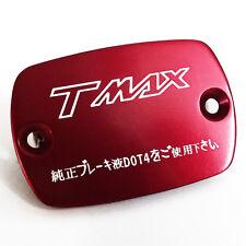 COPPIA COPERCHIO POMPA FRENO ROSSO YAMAHA T-MAX T MAX 500 2001 2011 - 77280032