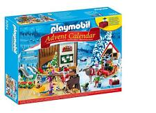 PLAYMOBIL Advent Calendar - Santas Workshop NEW
