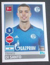 Franco Di Santo Sticker 241 TOPPS Bundesliga 2017//2018