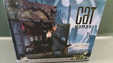 DC Direct BATMAN - CATWOMAN Gotham City Stories Wall Plaque Statue 289/2000 RARE