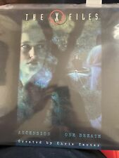 The X Files Ascension / One Breath Laserdisc Laser Video disc