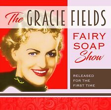 GRACIE FIELDS - THE FAIRY SNOW SHOW 1938 CD - NEVER RELEASED MATERIAL