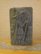 witch soap novelty, bathroom Accessory, gift 80g