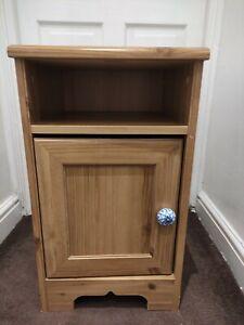 ikea aspelund bedside cabinets x2