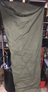 Military Super grade 1  ISSUE OLIVE  GREEN BIVI BAG GORETEX WATERPROOF