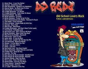DJ REDZ - OLD SCHOOL LOVER'S ROCK MIXTAPE