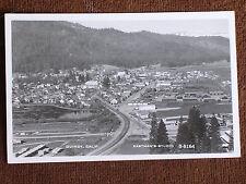 Quincy CA/Aerial Bird's Eye View/Eastman's Studio RPPC/Unposted