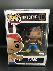 Funko Pop! Rock Tu Pike * Shakur #19 Arched Rare Grail with Protective