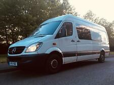 Brand New High Spec Custom Converted Motorhome Mercedes Sprinter Campervan