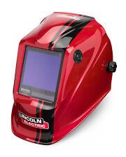 Lincoln Viking 3350 Code Red Auto Darkening Welding Helmet K4034 4