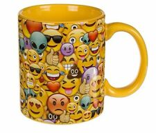 EMOJI EMOTI COFFEE  / TEA MUG CHINA MUG CUP NEW GIFT BOX