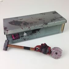 LOOT CRATE CAPCOM DEAD RISING 3 Chainsaw Sledgehammer Pen Zombie Video Game New