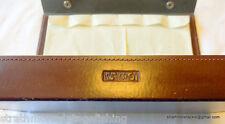 """Rare Vintage Wheatley Bait/Lure Rexine Box 10"""" x 5"""" Excellent"""