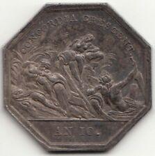 Jeton canal de Briare 1801