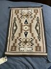 100% authentic Navajo rug withcertificate of authenticity MadeBy Ethel Yazzie
