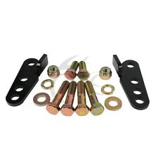 "Adjustable 1""- 3"" INCHES Lowering Kit For Harley Touring Electra Glide 2002-2012"