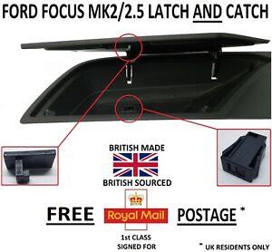 Ford Focus 05-11 Dashboard Top Glovebox Storage Compartment Lock/Catch Repair
