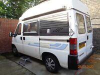Peugeot Boxer Campervan 1997 2 berth, Great condition, 62,181 miles!!