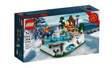 Lego 40416 Ice Skating Rink (Christmas 2020 Promo Set) Brand New