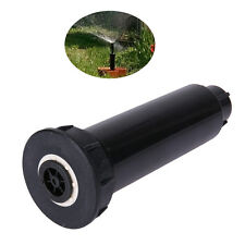 New Pop up Sprinklers 25-360 degree Adjustable Plastic Lawn Irrigation Watering