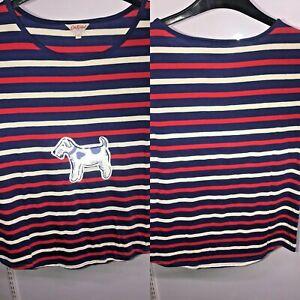 Cath Kidston Schnauzer Striped T-Shirt  -  £28.00