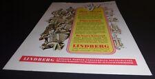 prospekt blatt die asse hohner akkordeons lindberg versand reklame werbung 1952
