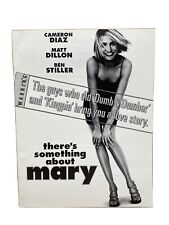 New ListingThere's Something About Mary 1998 Movie Studio Press Kit Orig Promo + Docs Rare