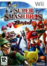Super Smash Brothers Brawl - PEGI - Game  YGVG The Cheap Fast Free Post