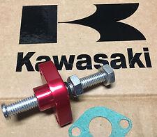 KAWASAKI KLR650 BILLET MANUAL CAM CHAIN TENSIONER - KLR 650 , 600 & 250 KL -10