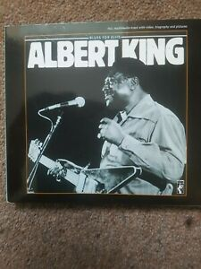 Albert King - Blues For Elvis incl Multimedia Features and the History of Stax