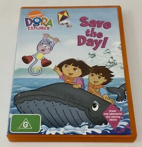 Dora the Explorer - Save the Day! DVD