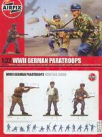 Airfix 02712 - Seconde guerre mondiale allemand Parachutistes - Soldats - 1:32