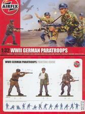 Airfix 02712 - WWII German Paratroops - deutsche Soldaten - 1:32