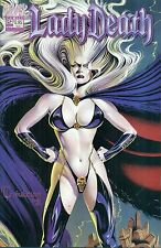Lady Death Tribulation #2 By Reis - Beck Cover - Low Print Run Chaos! Nm/M 2001