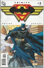 Trinity #2 : Bat-Man : Superman : Wonder Woman : DC Comic : June 2008