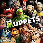 Soundtrack - Muppets [Original Motion Picture ] (Original , 2012) CD