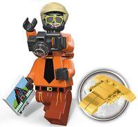 Garmadon Ninjago Golden Dragon Ninja Master Spinjitzu Custom Lego Mini Figure