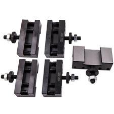 5pcs New Quick Change Turning Amp Facing Lathe Tool Post Holder Bxa 1 250 202