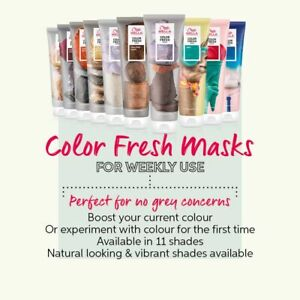 Wella Coloured Hair Mask - All Shades ColorFresh